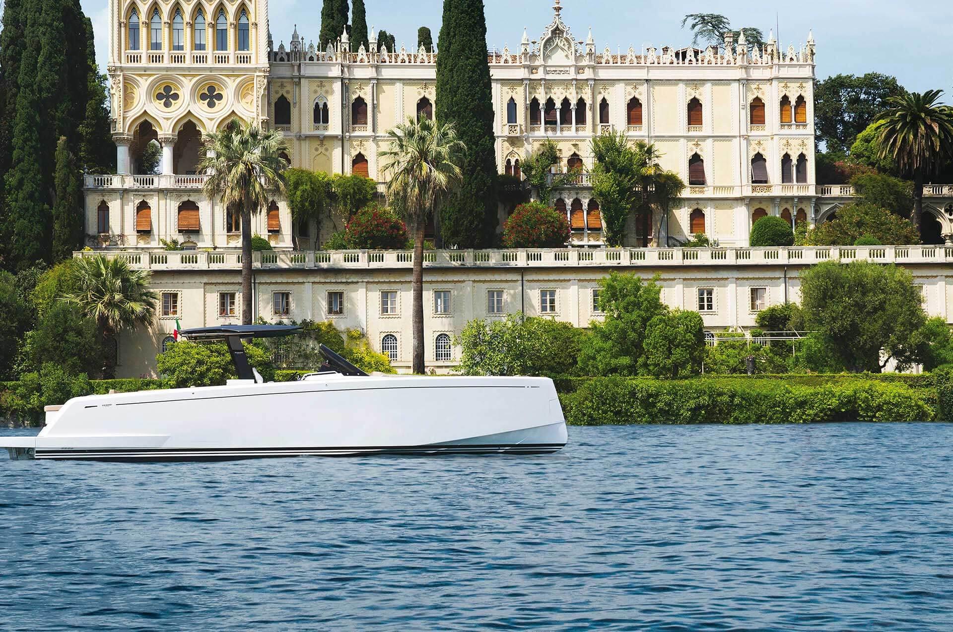 Pardo 43 Yacht