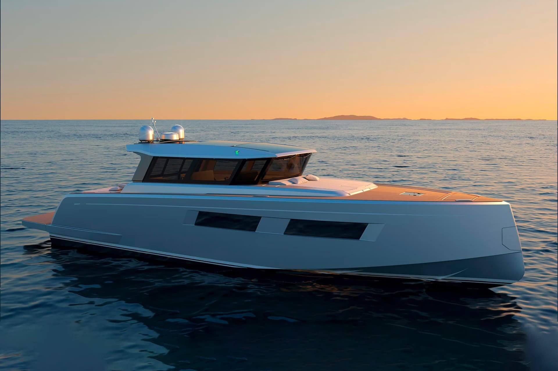 Pardo GT52 Yacht